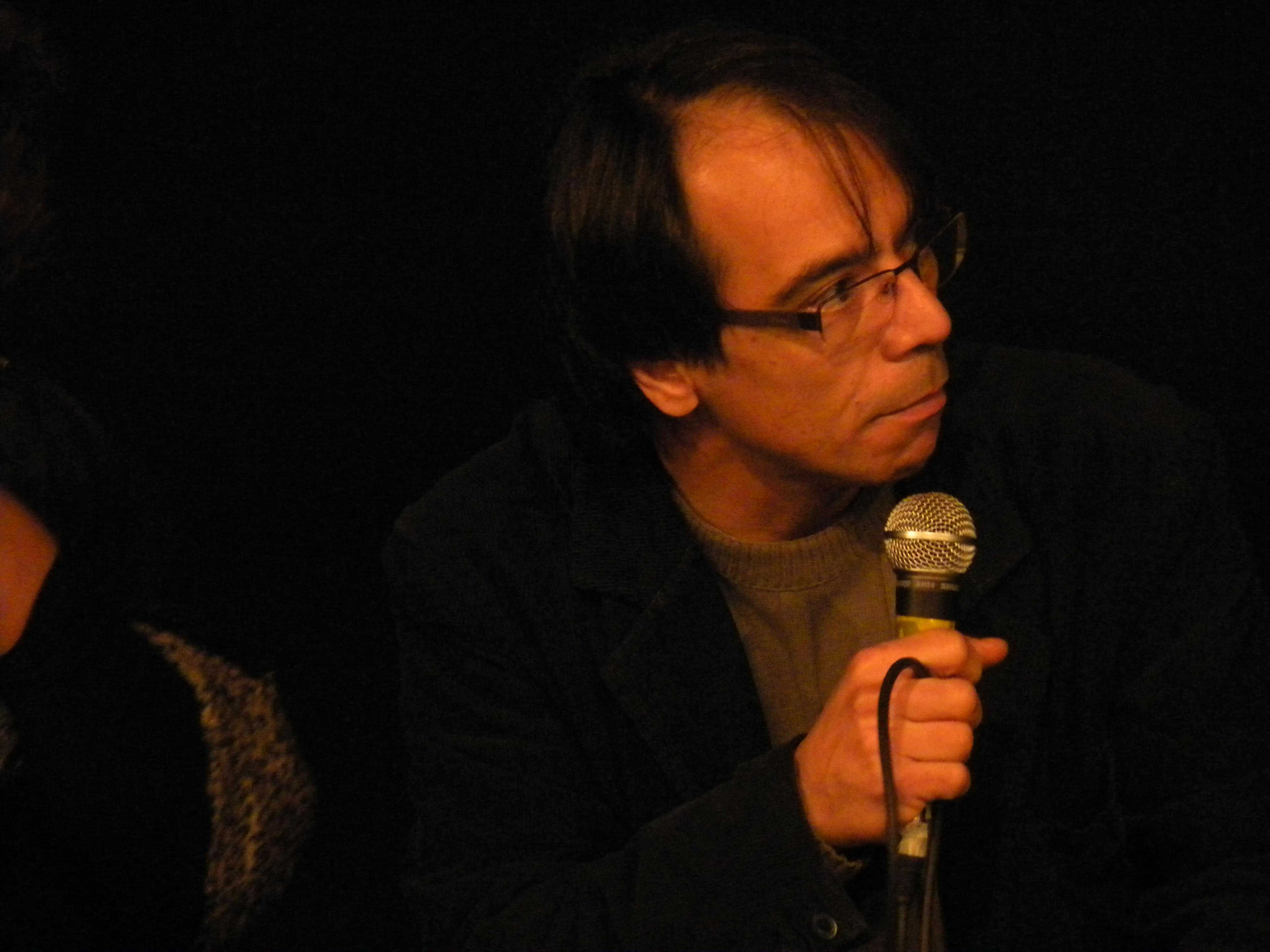 Sérgio Valério do Ministério da Cultura