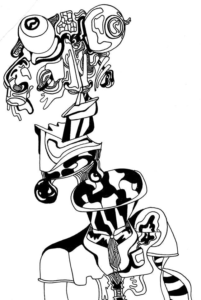 Ilustração de Matheus Bagaiolo Raphaelli