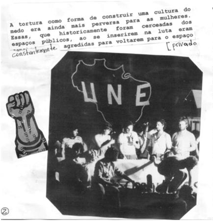 Fanzine do Levante Popular da Juventude (Reprodução)