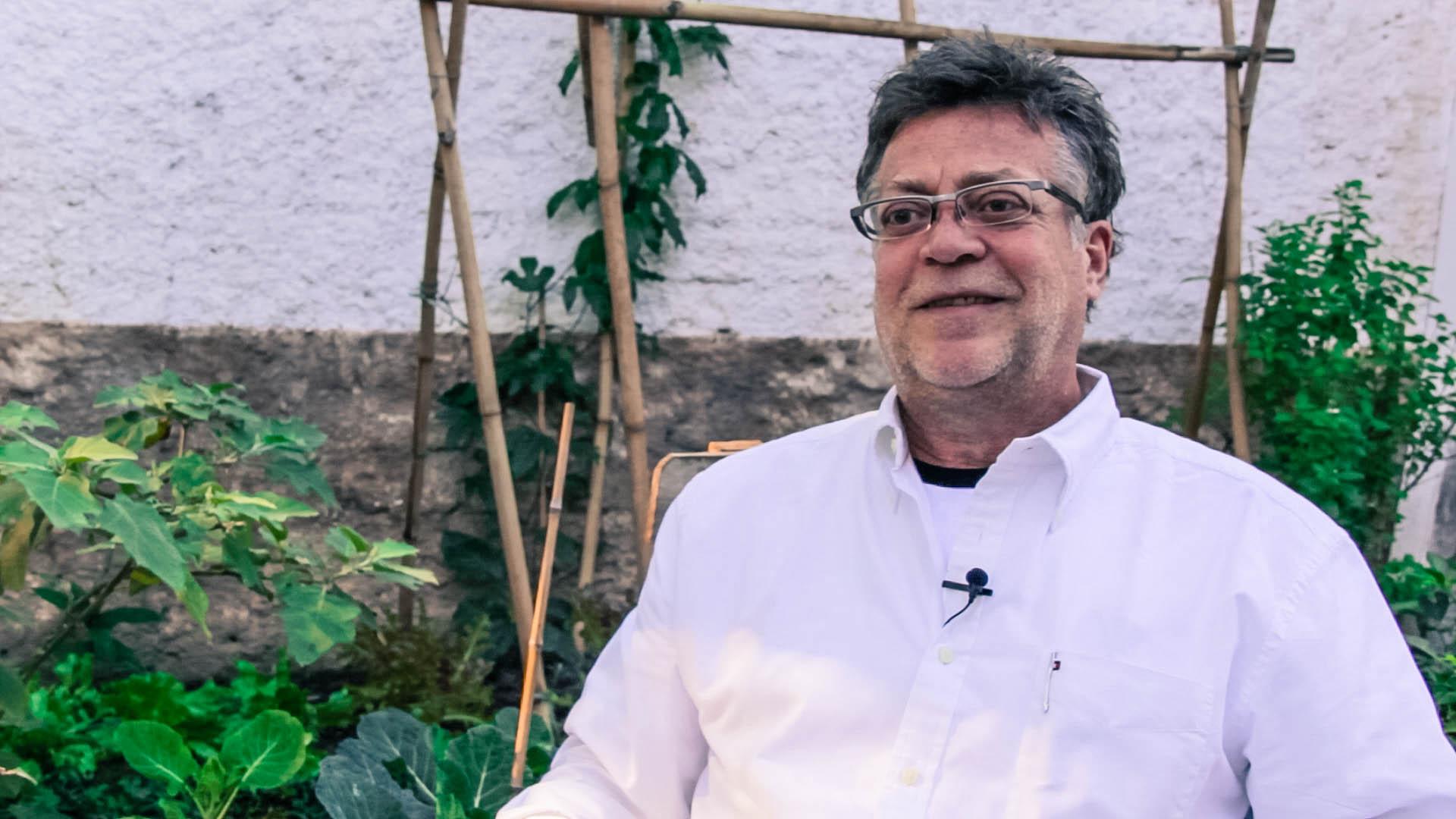 Eduardo Fagnani, coordenador do Núcleo Plataforma Política Social. (Foto: João Miranda)