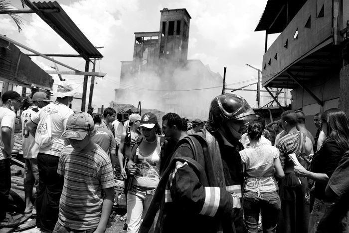 Favela do Moinho, 2012 (Foto: Rogério Fernandes)