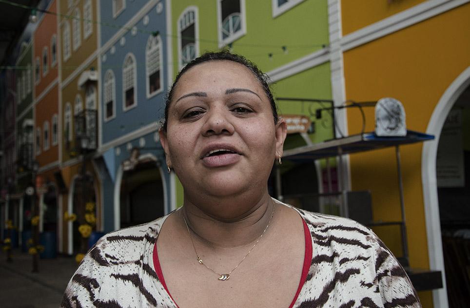 Assessora de comunicação do Centro de Tradições Nordestina, CTN. Cidade de São Paulo, SP. Foto: Jesus Carlos/Imagemglobal.