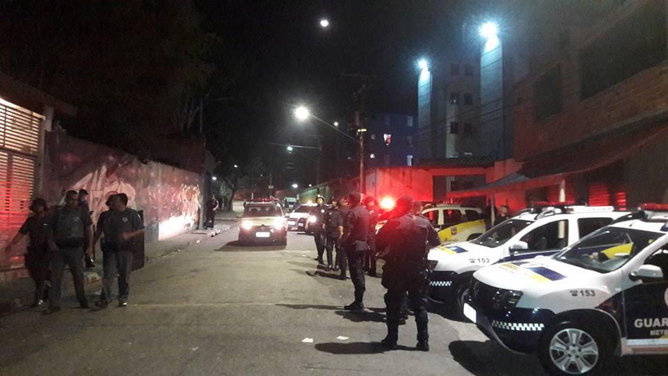 Polícia e GCM se preparam para iniciar Operação Sono Tranquilo na Cidade  Tiradentes – ZL-SP. 3f0a1824005d7